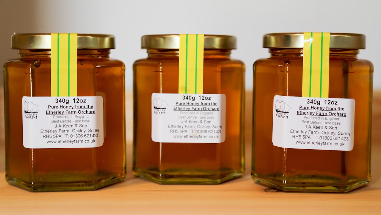 Delicious Honey - Etherley Farm